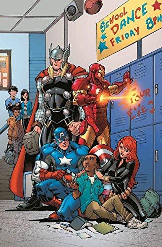 Avengers: No More Bullying por Sean Ryan