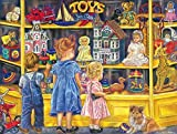 SunsOut 35834 - Reilly-Matthews: Shopping for toys - puzzle 300 pezzi immagine