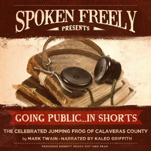 The Celebrated Jumping Frog of Calaveras County  Audiolibri