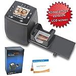 DIGITNOW!High Resolution 135 Film/Slide Scanner, Slide Viewer and Convert 35mm Negative Film &Slide to Digital JPEG Save...
