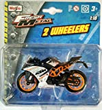 #6: Maisto KTM 390 1:18 Die cast bike