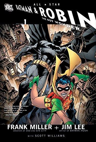 All Star Batman and Robin, the Boy Wonder (Robin Wonder Boy)