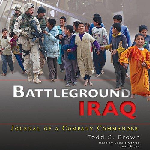Battleground Iraq  Audiolibri