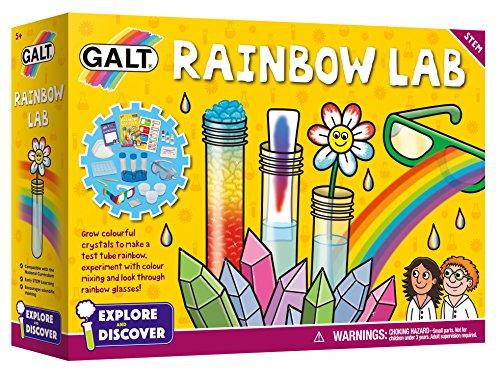 Galt Toys Rainbow Lab Kristallzucht-Laborset