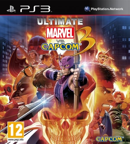 ULTIMATE MARVEL VS. CAPCOM 3 [UK-Import]