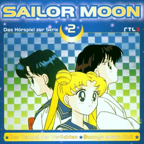 Sailor Moon - Vol. 2 (Der Tempel der Verliebten/Bunnys erster Kuss