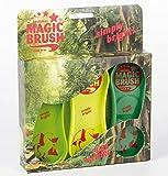 Magic Brush Pferdebüsten 3er Set im Design Pure Nature