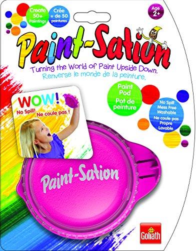 GOLIATH  - PAINT SATION Recharge De Peinture - Rose