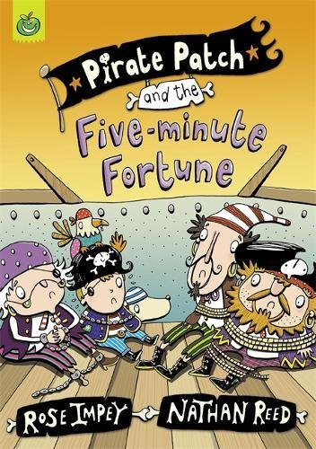 Pirate Patch and the five-minute fortune