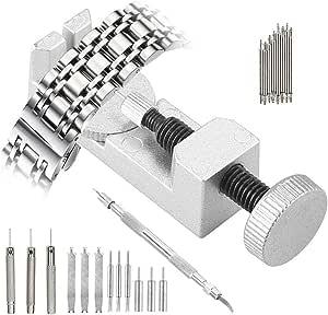 Lot de 10 outils de démontage de bracelet de montre pour horloger