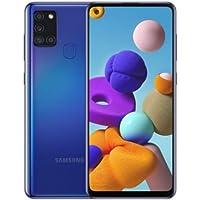 Samsung A21 Galaxy A21s 4G 64GB Dual-SIM Blau, SMA217FZBOEUB