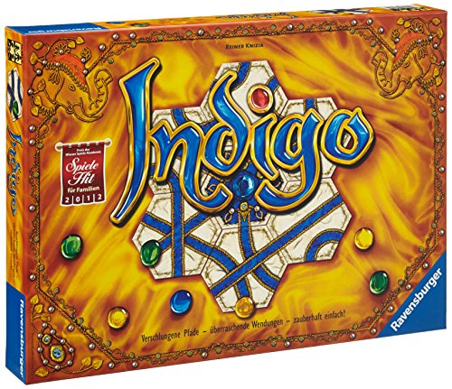 Ravensburger 26561 - Indigo (Indigo Brettspiel)