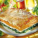 Besser Lachs-Spinat-Lasagne; 2 x 450 g -