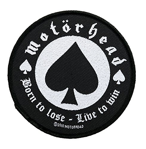 Motörhead - Born To Lose [Patch/Aufnäher, gewebt] [SP2483] -