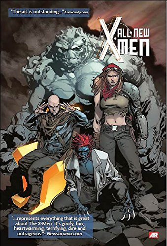 One Down (All-New X-men)