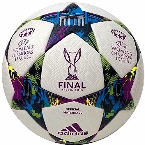 adidas Matchball Women 's final 2015Berlin UEFA Champions League Pelota
