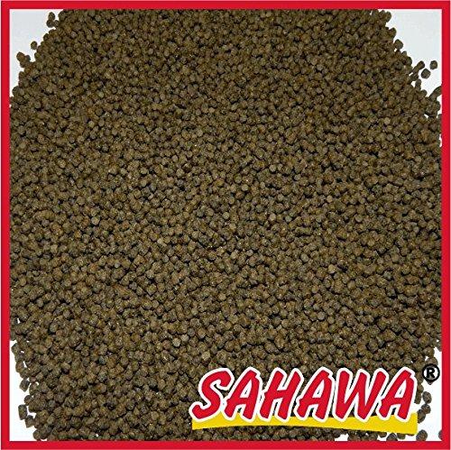 SAHAWA carpes, différentes variétés, or Nourriture pour poissons de bassin, Koi, poissons, tortues, porcelaine, bassin d'écran