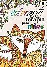 ColorArte terapia para niños
