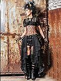 Dark Dreams Gothic Mittelalter LARP Rock Black Mamba - 6