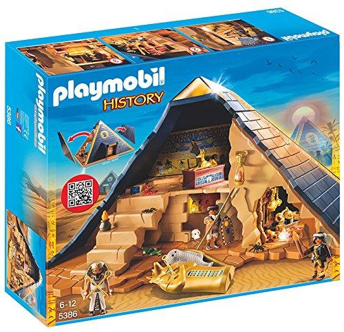 Playmobil 5386 Grande Piramide del Faraone