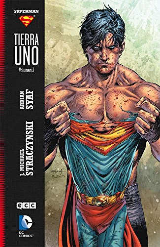Superman: Tierra uno vol. 3 (Superman - Novelas...