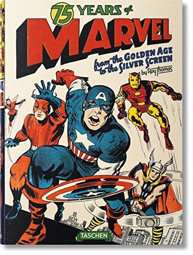 75 Years of Marvel Comics Große Beilage