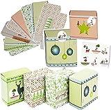 Adventskette – 24 Schachteln zum Befüllen - 4