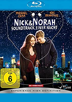 Nick & Norah - Soundtrack einer Nacht (Blu-ray)