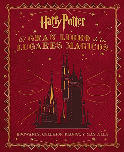 El gran libro de los lugares mágicos de Harry Potter (Comic Usa)