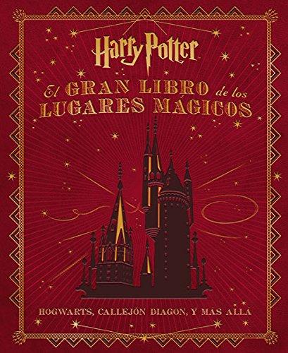 EL GRAN LIBRO DE LOS LUGARES MAGICOS HARRY PO (Comic Usa)