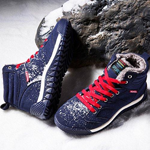 Zapatos azules de otoño Eagsouni para hombre WHtxSrU