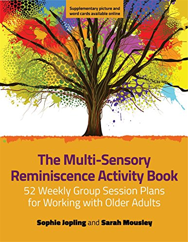 The Multi-Sensory Reminiscence Activity Book Multi Communication Center