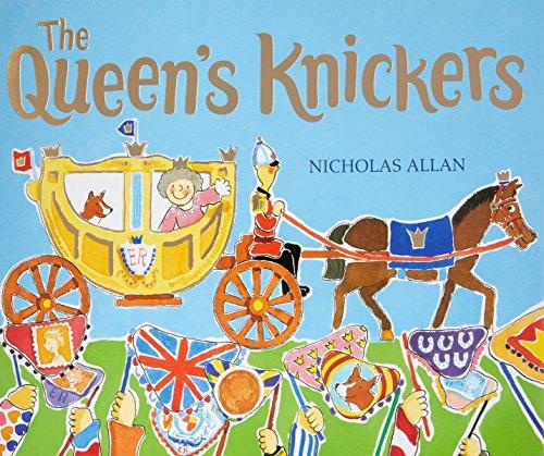 The Queen's Knickers por Nicholas Allan