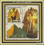 Mosambik Block148 (kompl.Ausg.) 2002 Altägyptische Herrscher (Briefmarken für Sammler)