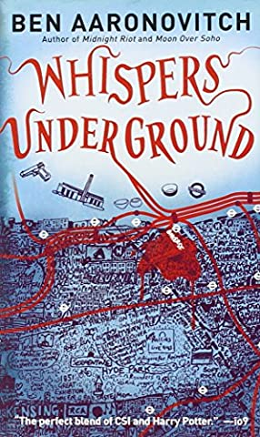 Whispers Under Ground (Peter Grant, Band 3)