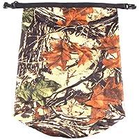 WasserdichtKompressionssack Trockentasche Tragetasche Trockenbeutel Dry Bag Sporttasche für Camping Schwimmen Wassersport
