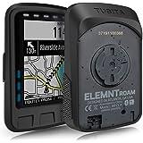TUSITA Etui Silikon kompatybilne z Wahoo Elemnt ROAM - Pokrowiec Silikonowy Ochronne - Akcesoria do Nawigacji Rowerowej GPS