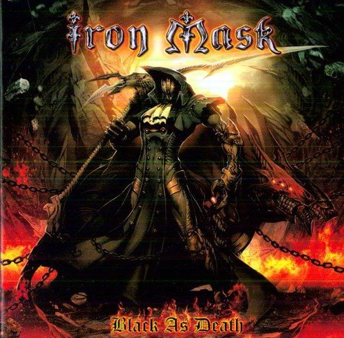 Iron Mask: Black As Death (Audio CD)