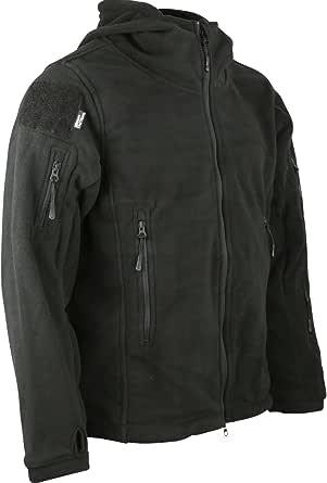 Kombat UK Men's Recon Tactical Fleece Hoodie