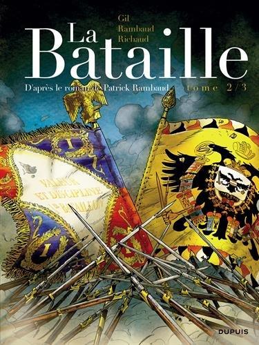 La Bataille - tome 2 - La Bataille 2/3