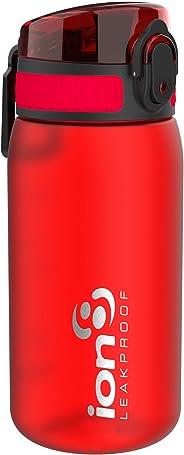 Ion8- Bottiglia per l'acqua, a prova di perdite, senza BPA., Bambino, Kid's Leak Proof BPA Free, 350 ml