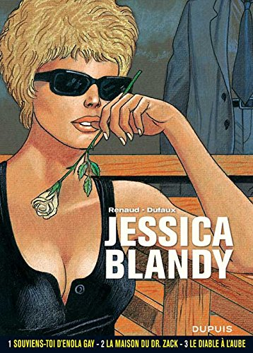 Jessica Blandy - L'intégrale - tome 1 - Intégrale Jessica Blandy 1