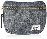Herschel Supply Company SS16 Sport Waist Pack, Raven Crosshatch 10215-00919-OS