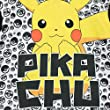 Pokmon-Pijamas-de-Manga-Larga-para-nios-Pikachu