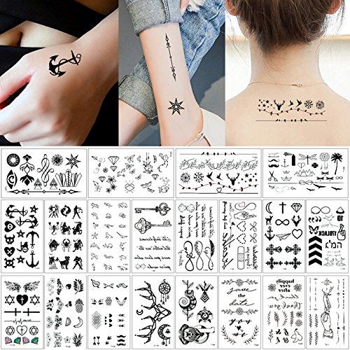 Comprar Tatuajes Temporales Pequeños Lo Mejor Del Mercado 2019