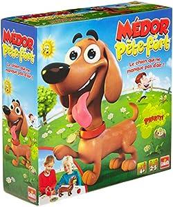Goliath 30680 Spinner Game - Juegos de Fiesta (Spinner Game, 4 año(s), Niños, 20 min, Multicolor, Caja)