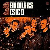 Broilers: (sic!) Ltd.Fan-Box (Audio CD)