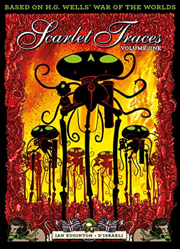 Scarlet Traces Volume One: 1