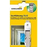 Schellenberg 15680 Duo lange mini rolluikgordel met afdichtring voor Aria en Guida rol 100 x 170 cm