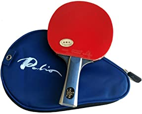 Palio Master 2 Table Tennis Racquet & Case